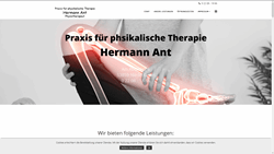 www.physiotherapie ant.de 250x156